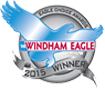 Windham eagle award