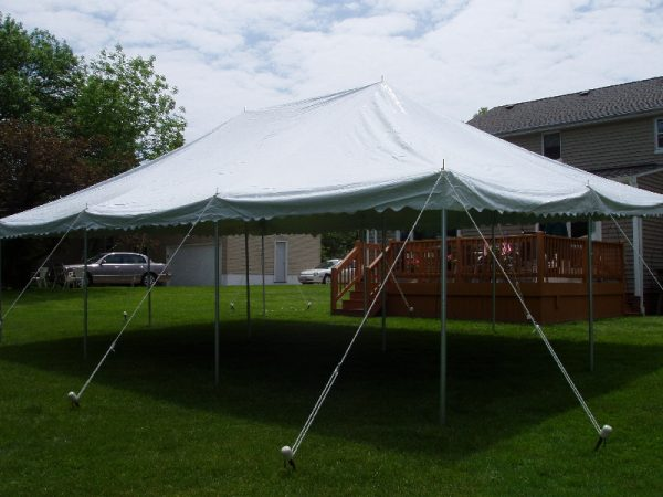 Party canopy 1