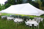 party canopy tables